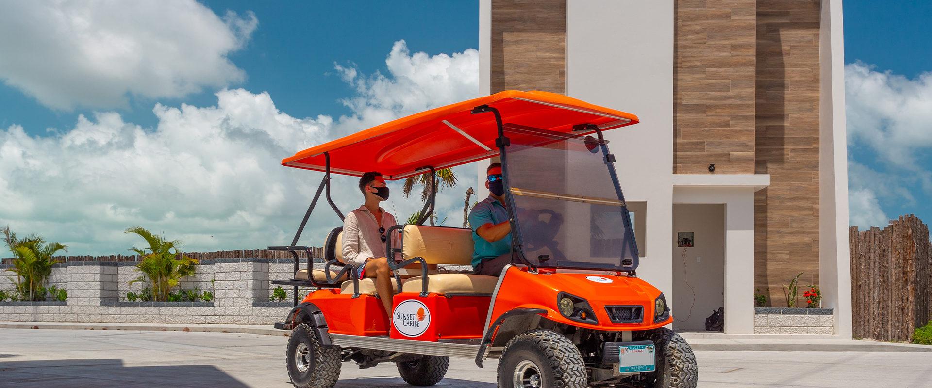 Golf Cart Rentals