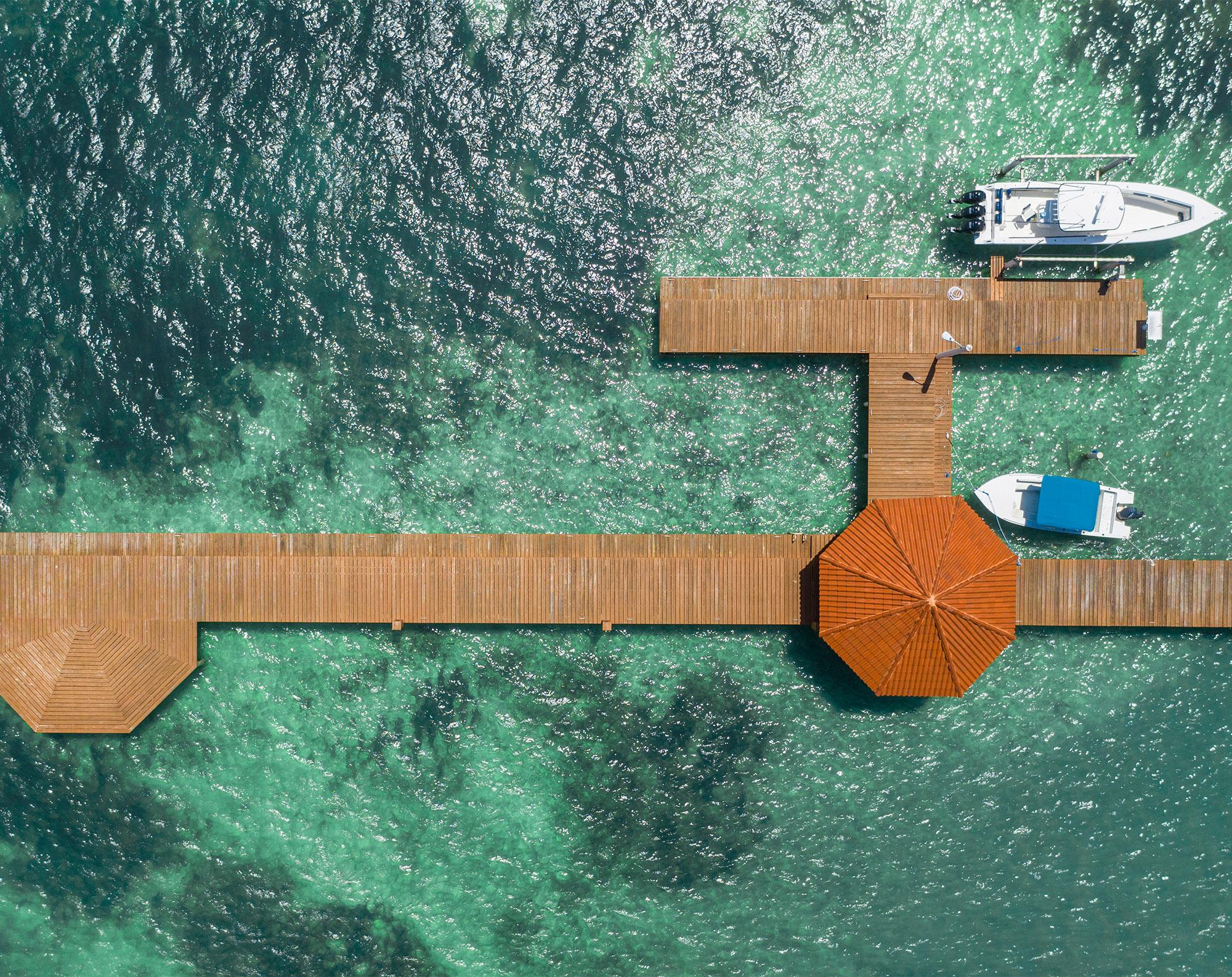 Grand Caribe Dock